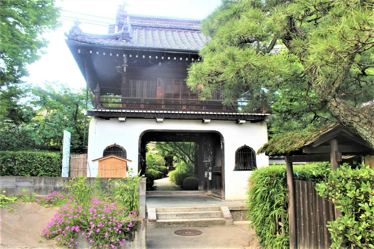 元慶寺(京都)西国三十三所番外札所の御朱印・散華