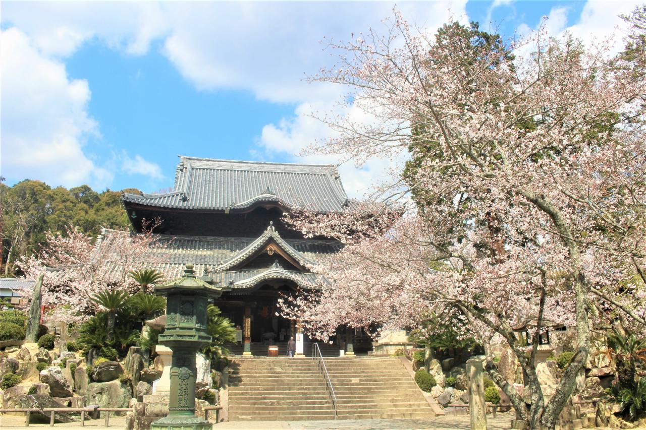 粉河寺の巡礼ガイド(西国三十三所3番)