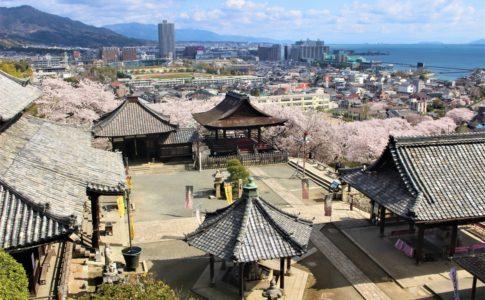 三井寺(滋賀県)西国三十三所14番札所の見どころ