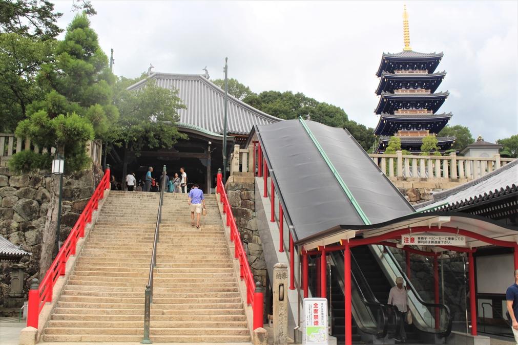 中山寺(兵庫県宝塚市)の見どころ現地レポ
